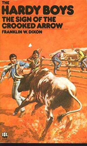 Sign of the Crooked Arrow By Franklin W. Dixon