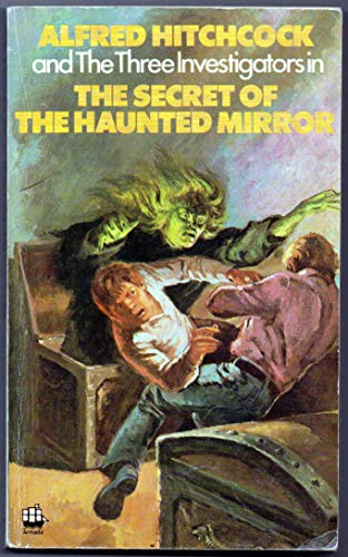 Secret of the Haunted Mirror By M.V. Carey