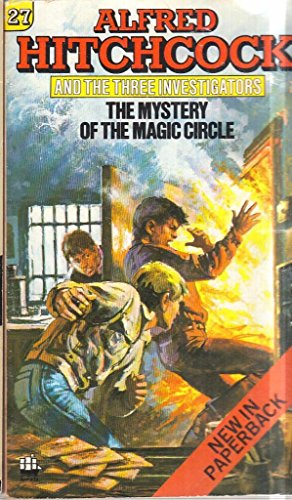 Mystery of the Magic Circle By M.V. Carey