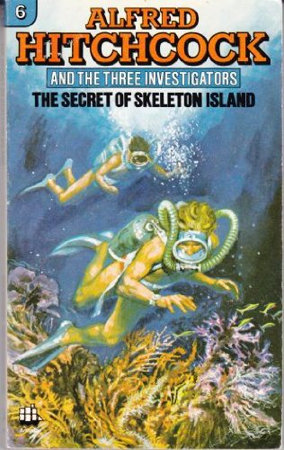 Secret of Skeleton Island By Alfred Hitchcock