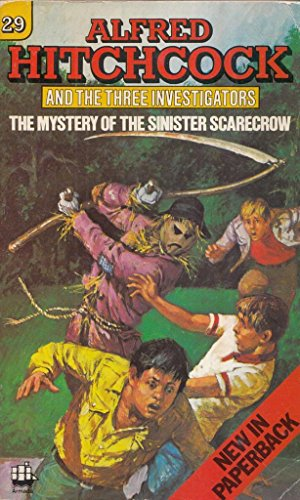 Mystery of the Sinister Scarecrow By M.V. Carey