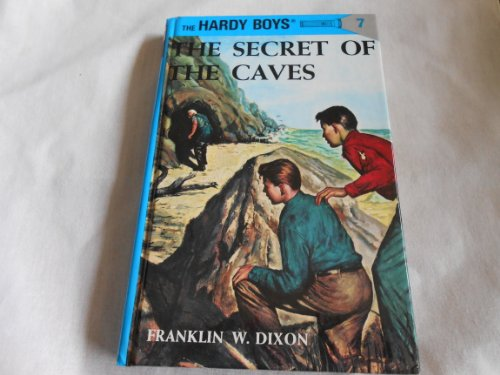 The Secret of Caves Hb13 By Franklin W. Dixon