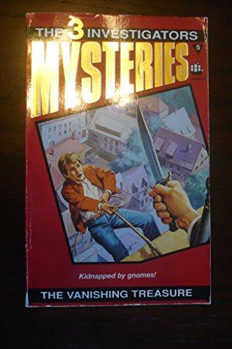 The Vanishing Treasure (Three Investigators Mystery) By Robert Arthur