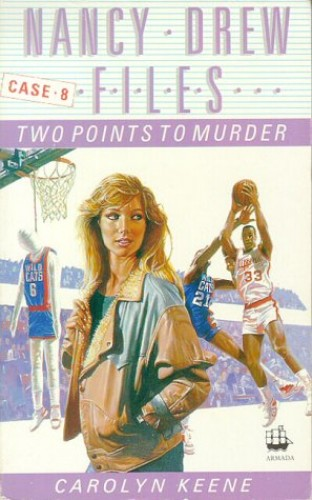 Two Points to Murder By Carolyn Keene