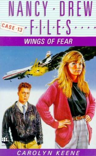 Wings of Fear By Carolyn Keene