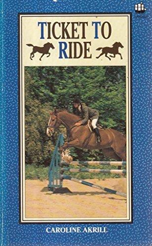 Ticket to Ride By Caroline Akrill