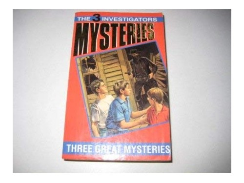 The Three Investigaters Mysteries By M.V. Carey
