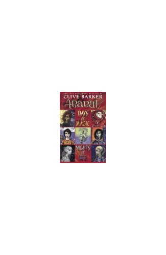 Abarat 2: Days of Magic, Nights of War: Days of Magic, Nights of War Bk 2  By Clive Barker