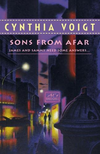 Sons From Afar By Cynthia Voigt