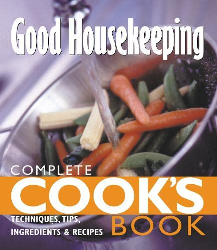 Complete Cook's Book By Christine Ingram