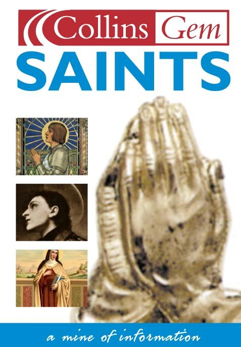 Collins Gem Saints By Robin Blake