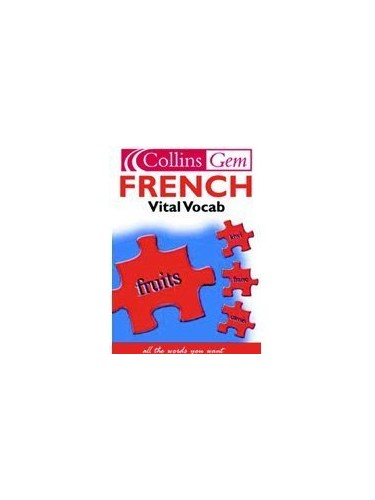Collins Gem French Vital Vocab