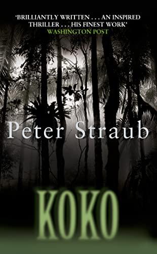 Koko by Peter Straub