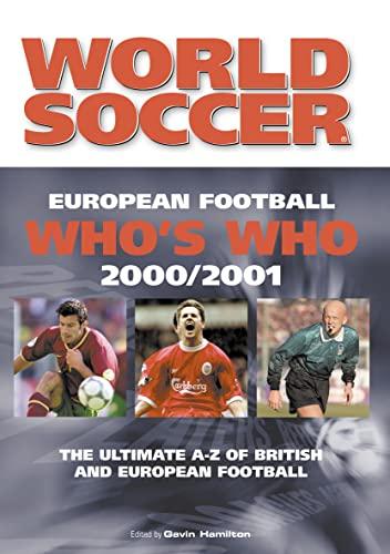 European Football Who's Who By Gavin Hamilton