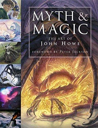 Myth and Magic By John Howe