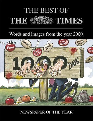 The Best of The Times By Peter Stothard