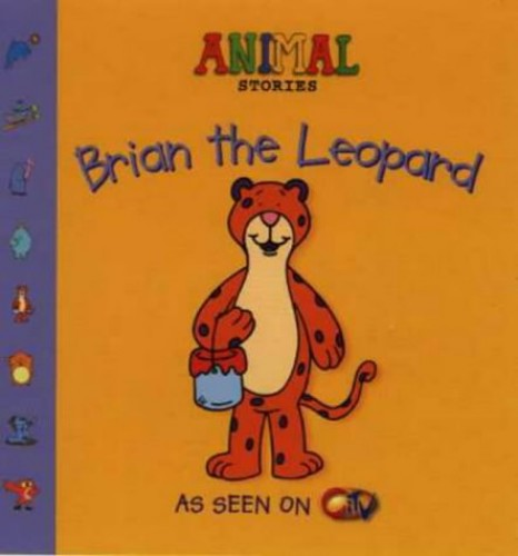 Brian the Leopard By Nigel Crowle