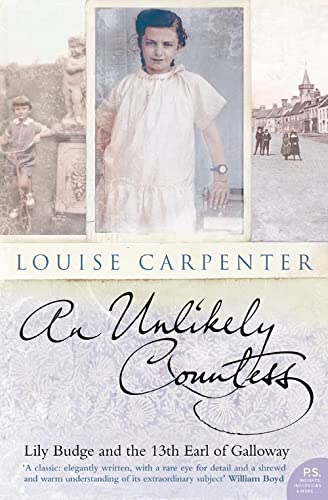 An Unlikely Countess By Louise Carpenter