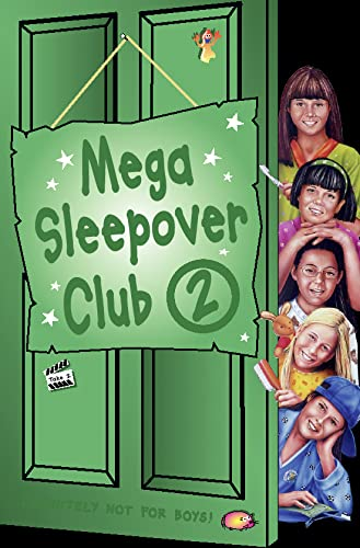 Mega Sleepover 2 By Rose Impey