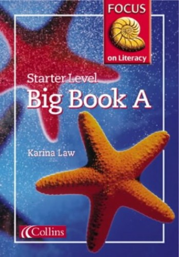 Starter Level Big Book A By Karina Law