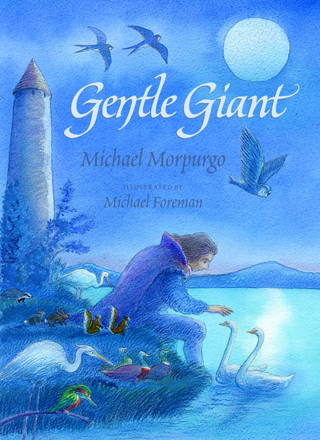 Gentle Giant By Michael Morpurgo