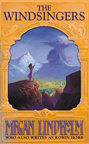 The Windsingers (The Ki and Vandien Quartet, Book 2) By Megan Lindholm