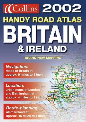 Handy Road Atlas Britain and Ireland