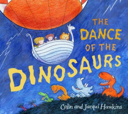 Dance of the Dinosaurs By Colin Hawkins