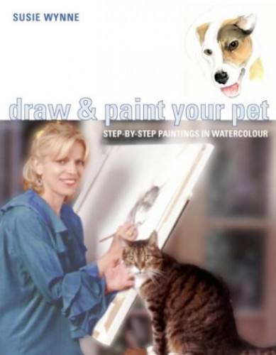 Draw-and-Paint-your-Pet-by-Wynne-Susie-Hardback-Book-The-Cheap-Fast-Free-Post