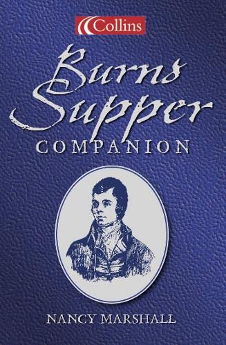 Collins Burns Supper Companion By Nancy Marshall