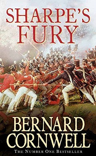 Sharpe's Fury: The Battle of Barrosa, March 1811 (The Sharpe Series, Book 11) By Bernard Cornwell