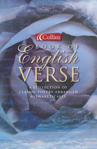 Collins Book of English Verse By Edwin Moore and Fiona Mackenzie Moore