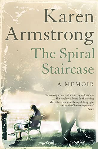 The Spiral Staircase By Karen Armstrong World Of Books