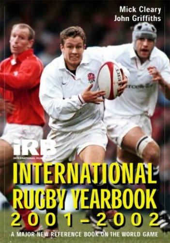 IRB International Rugby Yearbook By Mick Cleary
