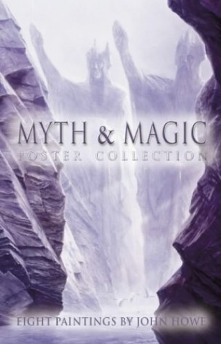 Myth and Magic Poster Collection By Illustrated by John Howe
