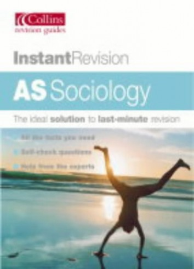 AS Sociology by Rob Webb