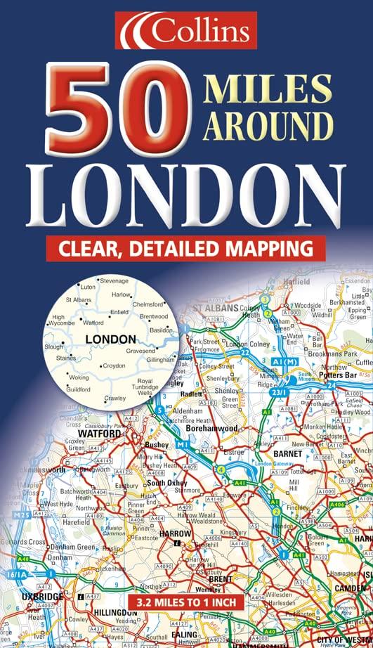 50 Miles Around London