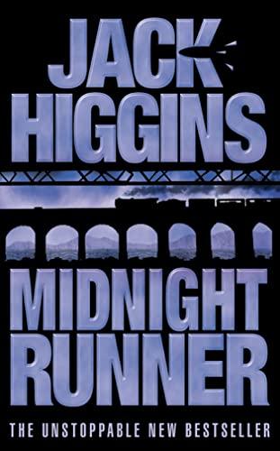 Midnight Runner (Sean Dillon Series, Book 10) by Jack Higgins