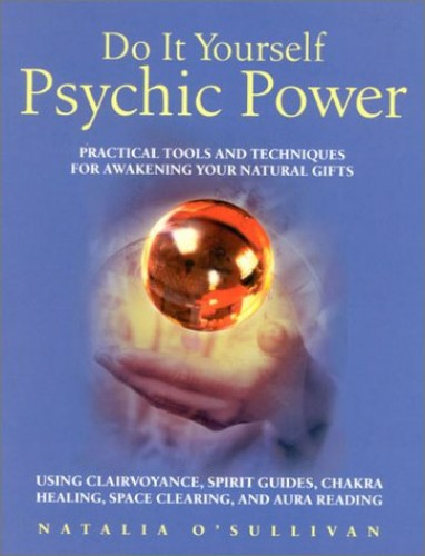 Psychic Power By Natalia O'Sullivan