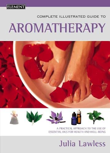 Aromatherapy By Julia Lawless