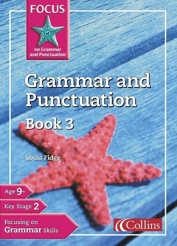 Grammar and Punctuation Book 3 By Louis Fidge