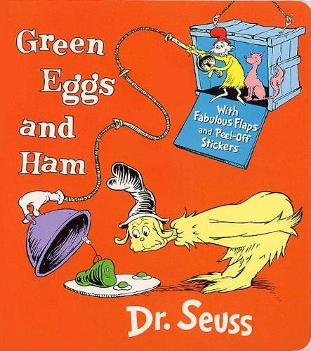 Green Eggs and Ham: A Lift-and-look Book by Dr. Seuss