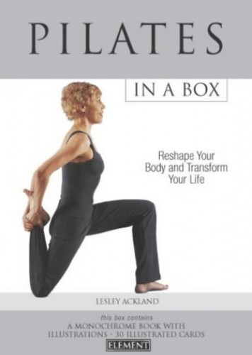 Pilates in a Box By Lesley Ackland