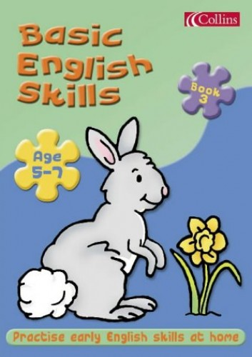 Basic English Skills 5-7 By Barry Scholes