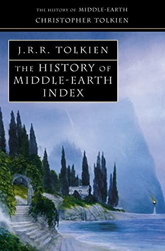 Index By Christopher Tolkien