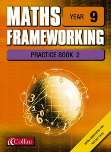 Maths Frameworking - Year 9 Practice Book 2 By Andrew Edmondson