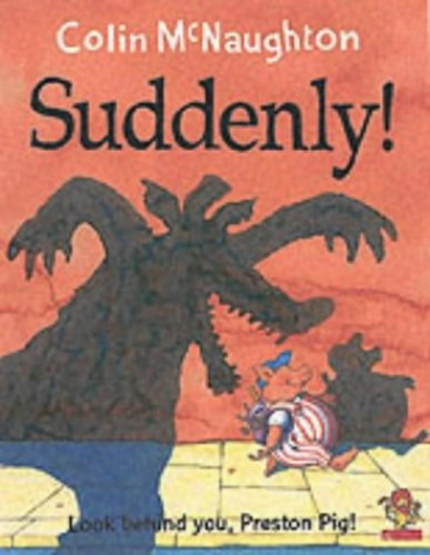 Suddenly! By Colin McNaughton