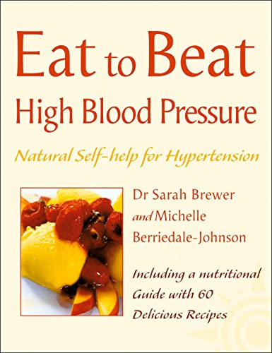 High Blood Pressure By Dr. Sarah Brewer