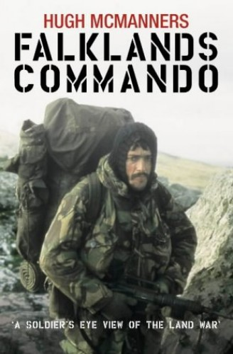Falklands Commando By Hugh McManners