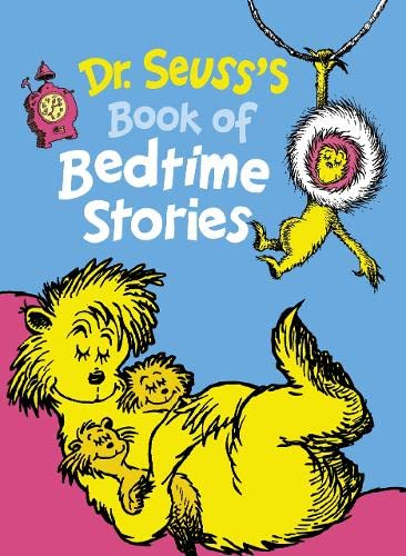Dr. Seuss's Book of Bedtime Stories By Dr. Seuss